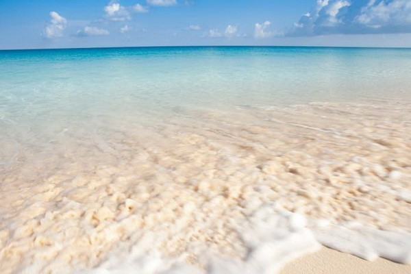 Top Five Beaches in Anguilla